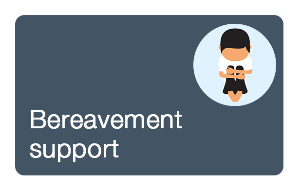 Bereavement support